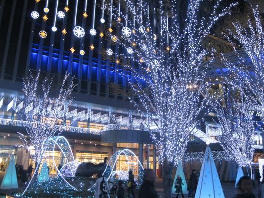 JR Hakata ST, クリスマスpartyへ~~☆_a0125419_13483715.jpg