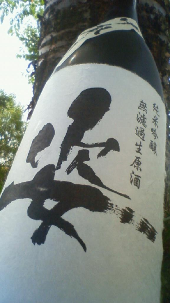 【日本酒】 姿 純米吟醸 無濾過生原酒 五百万石 23BY_e0173738_12274675.jpg