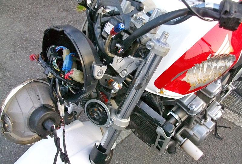 バイク買取 CB1300SF(SC54) 事故車・・・_c0086965_16134674.jpg