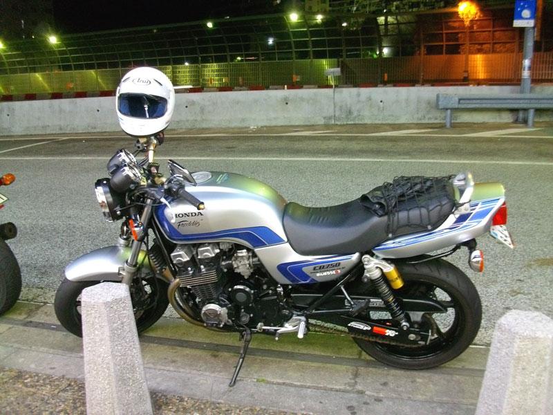 バイク仲間と忘年会的な♪_c0086965_171147.jpg