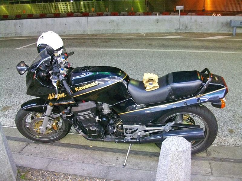 バイク仲間と忘年会的な♪_c0086965_1712218.jpg