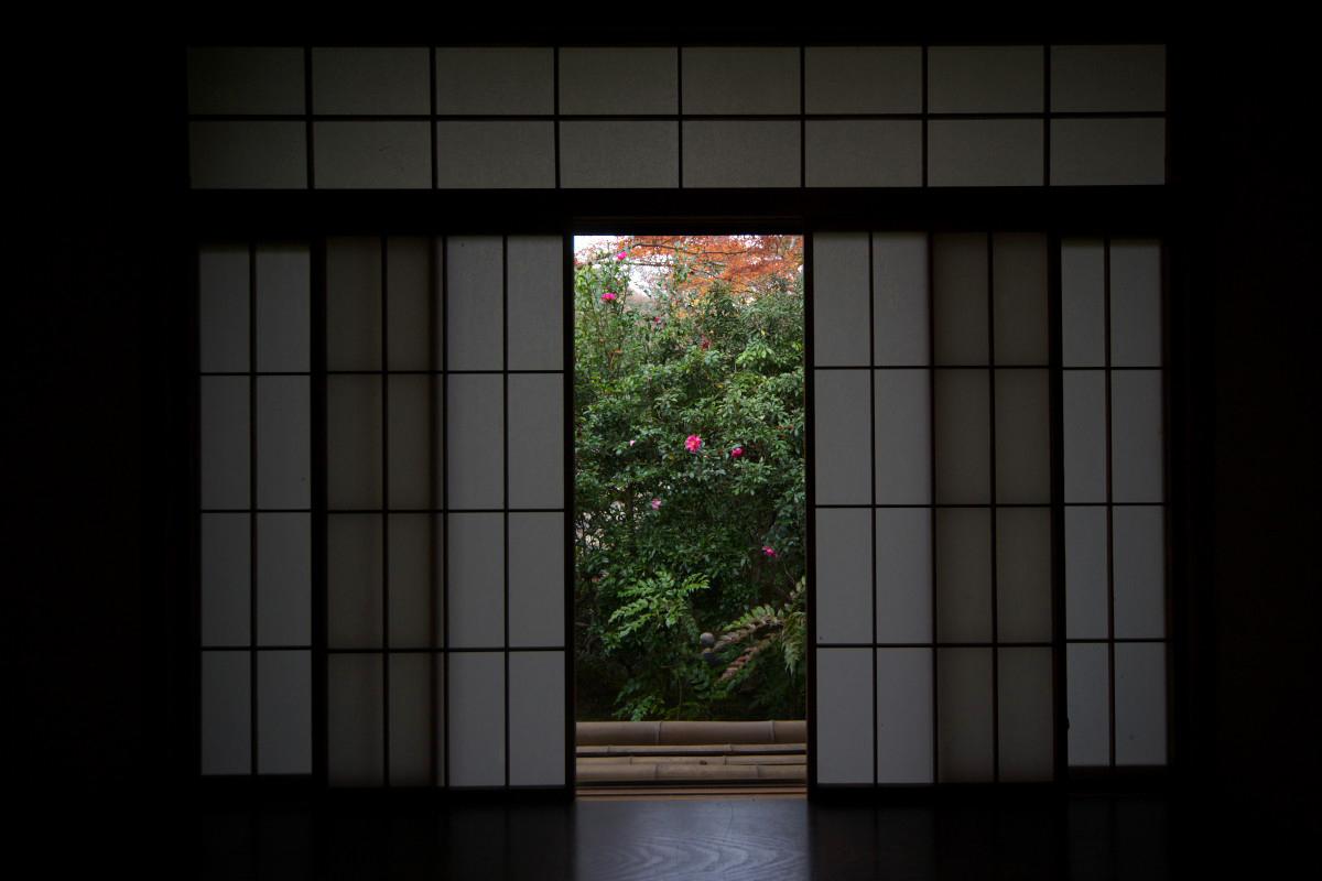 紅葉 2011 八瀬 瑠璃光院 _f0021869_23434182.jpg