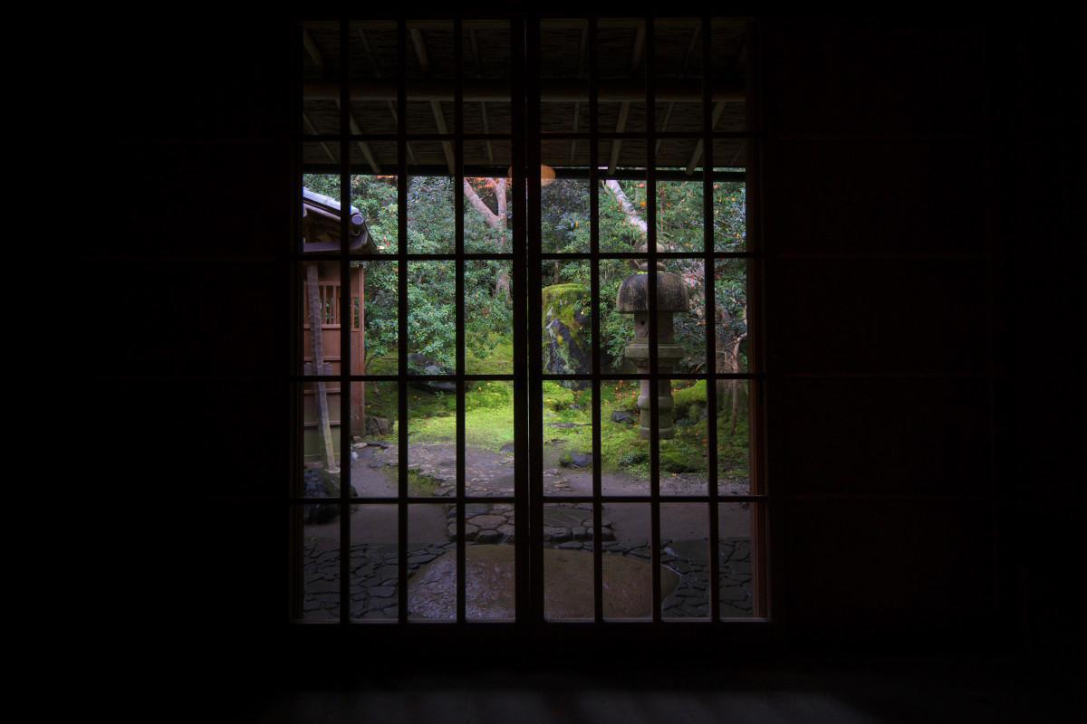 紅葉 2011 八瀬 瑠璃光院 _f0021869_2345614.jpg