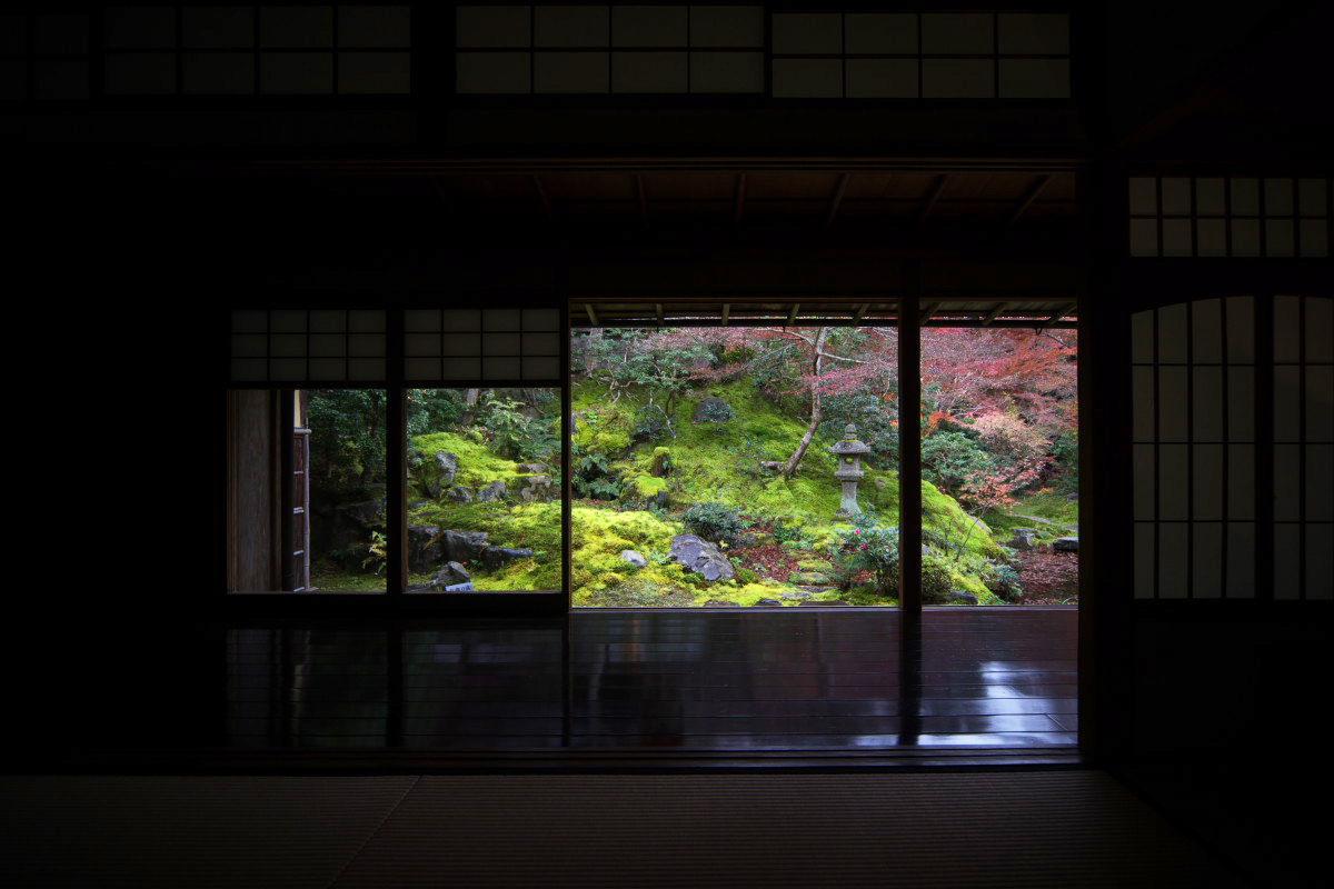 紅葉 2011 八瀬 瑠璃光院 _f0021869_2347132.jpg