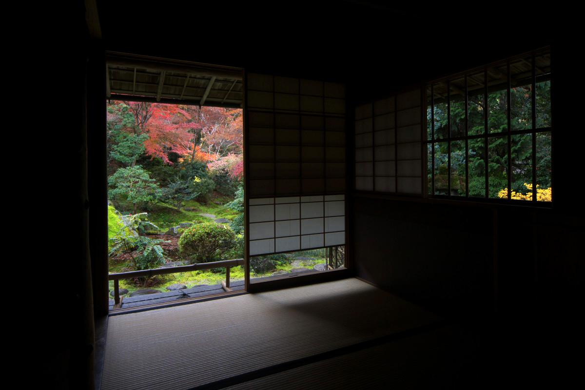 紅葉 2011 八瀬 瑠璃光院 _f0021869_2347368.jpg