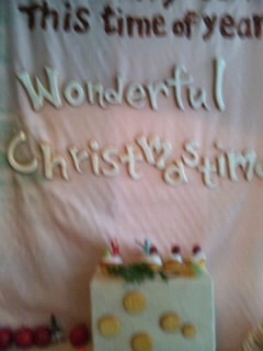 acoの個展 お菓子なChristmas 始まりました_e0202773_101874.jpg