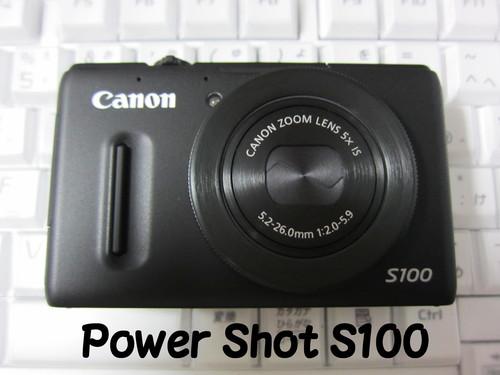 Power Shot S100 購入 レビュー 価格_b0200291_2019340.jpg