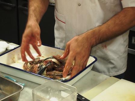 トルコ料理レッスンに行ってきました_e0167593_1284955.jpg