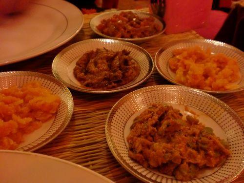 旅日記 モロッコ・パリ JAN2011 その10 Restaurant Naima_f0059796_22561179.jpg