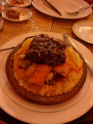 旅日記 モロッコ・パリ JAN2011 その10 Restaurant Naima_f0059796_22583859.jpg