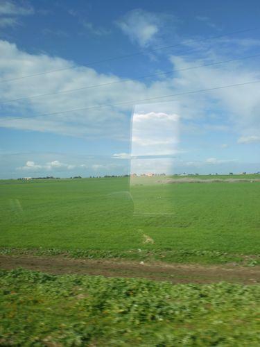 旅日記 モロッコ・パリ JAN2011 その12 パリへ AF1197便 続き_f0059796_2323913.jpg