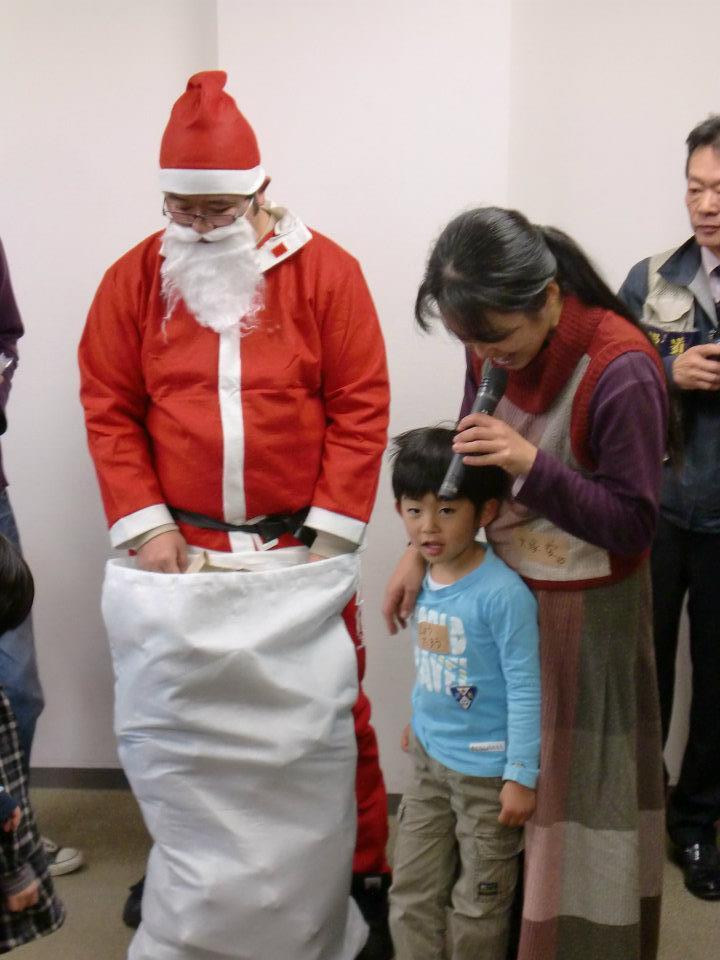 クリスマス会_a0231398_2154994.jpg