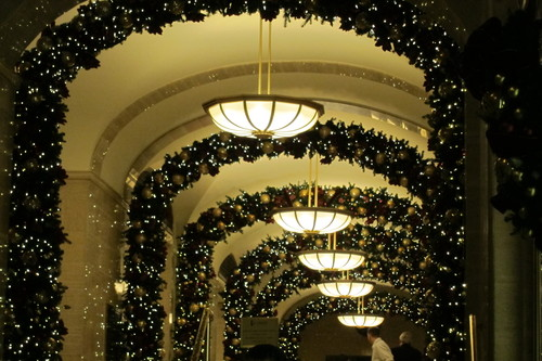 クリスマスのマンハッタンを、ちょこっとだけ歩いてみた_d0240098_1158515.jpg