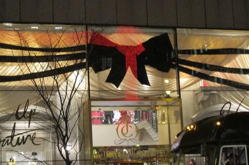 クリスマスのマンハッタンを、ちょこっとだけ歩いてみた_d0240098_1231270.jpg