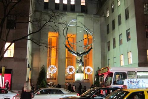 クリスマスのマンハッタンを、ちょこっとだけ歩いてみた_d0240098_124398.jpg