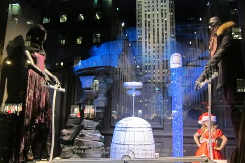 クリスマスのマンハッタンを、ちょこっとだけ歩いてみた_d0240098_1252666.jpg