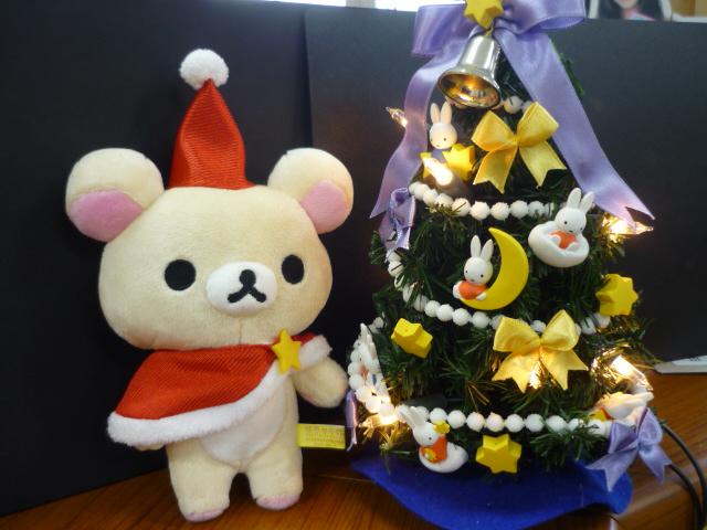 クリスマスムードでも修理頑張ってますよ~(゚∀゚*)_c0213517_12572697.jpg