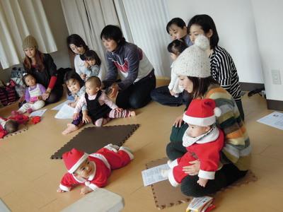 クリスマスイベント♪_c0207638_001468.jpg