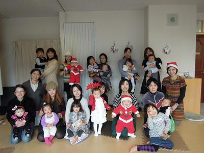 クリスマスイベント♪_c0207638_23571722.jpg