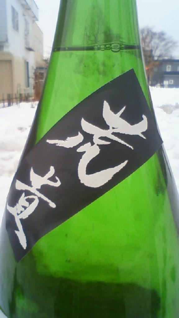 【日本酒】 屋守 純米おりがらみ 無調整生酒 仕込み一号 限定 23BY_e0173738_125314.jpg