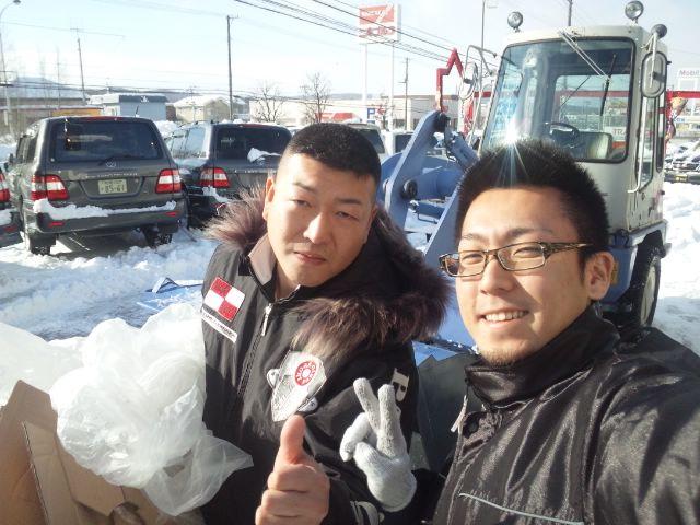 ランクル TOMMY札幌店 12月23日 児島様 マジェスタ ご成約☆_b0127002_18223947.jpg