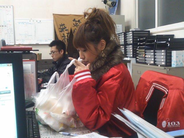 ランクル TOMMY札幌店 12月23日 児島様 マジェスタ ご成約☆_b0127002_199494.jpg