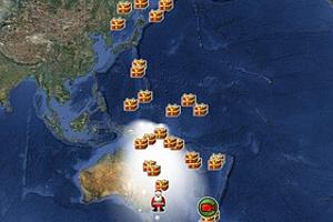 今年もNORADがクリスマス・イブのサンタさんの旅路をライブ中継準備へ_b0007805_1939548.jpg