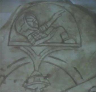 マヤのUFO遺跡見つかる!?:空飛ぶ円盤に乗るマヤ人たち!?_e0171614_2155089.jpg