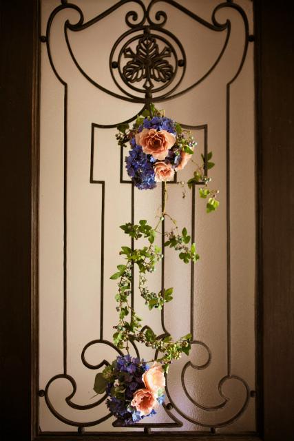 新郎新婦様からのメール 400のバラの花で4 山手西洋館様へ_a0042928_22225537.jpg