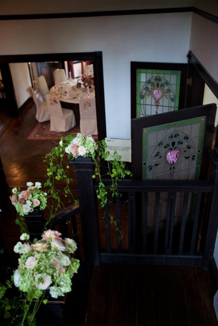 新郎新婦様からのメール 400のバラの花で4 山手西洋館様へ_a0042928_2223596.jpg