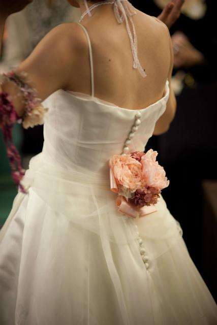 新郎新婦様からのメール 400のバラの花で4 山手西洋館様へ_a0042928_22291486.jpg