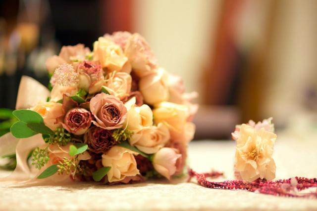新郎新婦様からのメール 400のバラの花で4 山手西洋館様へ_a0042928_2229619.jpg