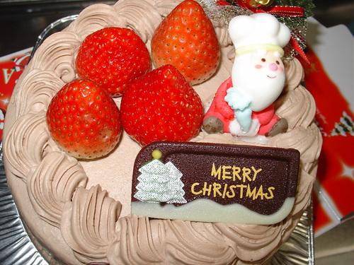 クリスマスケーキ_d0111435_18115770.jpg
