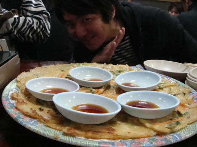 新大久保「韓国料理 松屋」へ行く。_f0232060_20114048.jpg