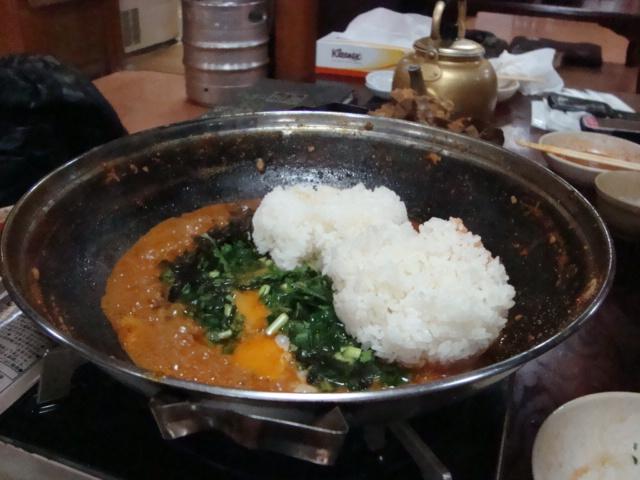 新大久保「韓国料理 松屋」へ行く。_f0232060_20172376.jpg