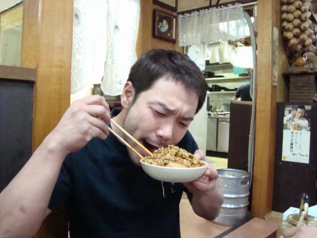 新大久保「韓国料理 松屋」へ行く。_f0232060_20203839.jpg