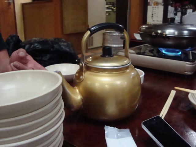 新大久保「韓国料理 松屋」へ行く。_f0232060_2073250.jpg