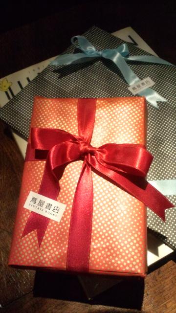 代官山 蔦谷書店+Anjinアンジン@Joyeux Noël   Heartful  Thankful クリスマスの贈り物.。.☆*†_a0053662_22388100.jpg