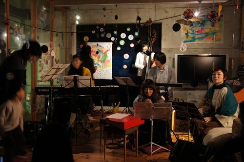 フナセシンイチロウ  オーケストラ LIVE!_b0151262_21563120.jpg