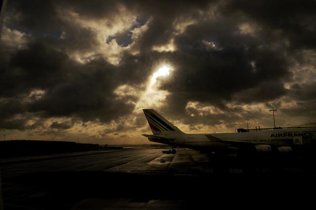 真夜中に数年前の飛行機の窓からの宇宙の神秘を思い出して_a0031363_7442389.jpg