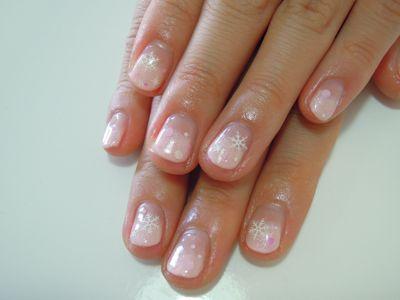 Pickup Nail~Pink_a0239065_14445828.jpg