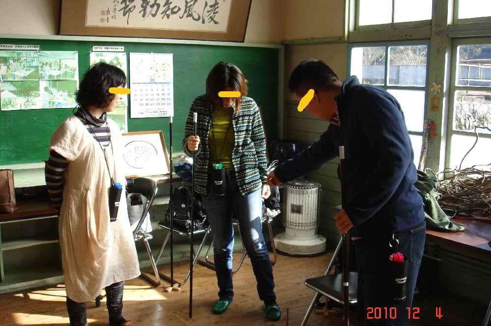 吹矢&蕎麦打ち体験会_c0150273_0371832.jpg