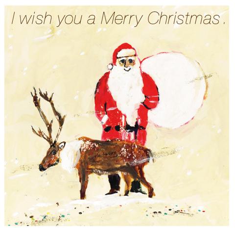 I wish you a Merry Christmas._c0154575_9132342.jpg