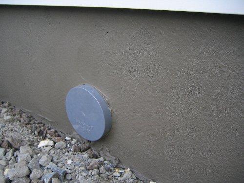 外壁完了・内部下地・気密測定1回目_e0253977_1263749.jpg