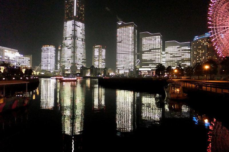 TOWERS Milight *みなとみらい全館点灯_c0067690_2314495.jpg