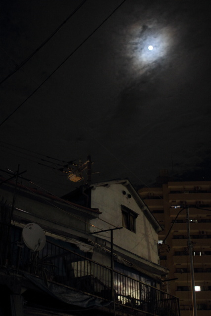東向島  月食の夜、酒と暖をもとめて_b0061717_129286.jpg