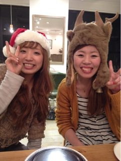 happy  merry  Xmas♡_a0118722_12214580.jpg