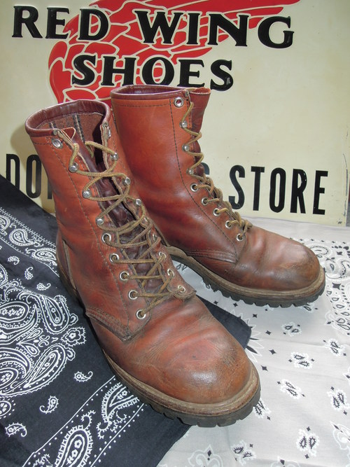 RED WING 70s ROGGER BOOTS_d0217535_1321771.jpg