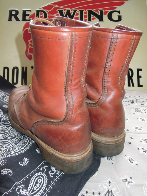 RED WING 70s ROGGER BOOTS_d0217535_1352044.jpg