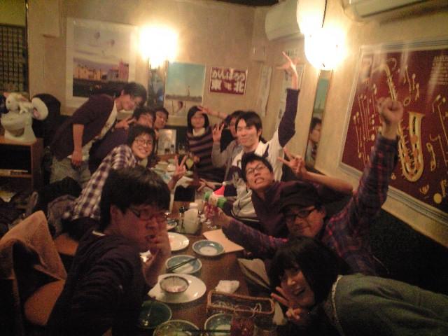 12月17日(土)ゲーム音楽吹奏楽団「しかしMPがたりない」忘年会_b0206845_355210.jpg